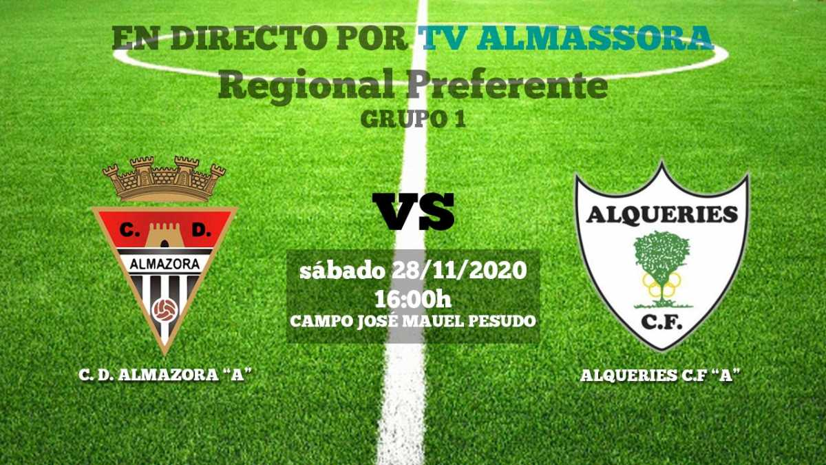 CD-AMAZORA-ALQUERIES-CF-28-11-2020-TV-ALMASSORA