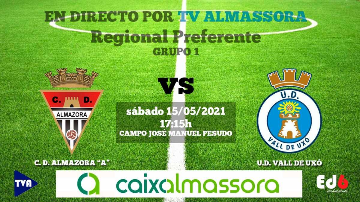 CD-AMAZORA-UD-VALL-DE-UXO-15-05-2021-TV-ALMASSORA