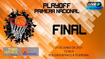 12:30 20-06-2021 FINAL FOUR 1ª Nacional Masculina – FINAL
